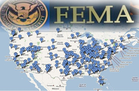fema camps map