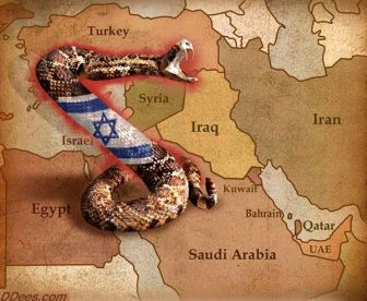 Iran-Israel-strike