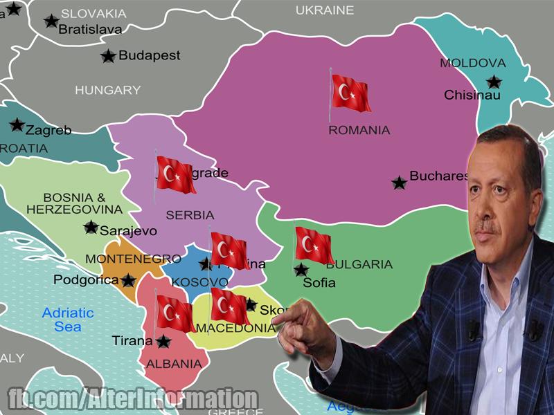 Подкрепят ли САЩ турски план за възраждане на Османската империя на Балканите?