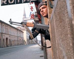 (18+)Разказа на един българин взел участие в Сръбско-Хърватската война