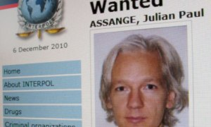 interpool-julian-assange-arrested