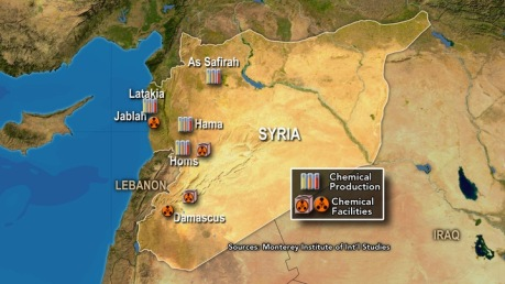 MAP-Syrian-Chemical-Weapon