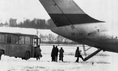 Terrorists Demand Plane