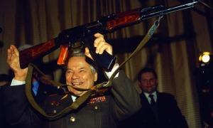 Михаил Калашников не бе крадец