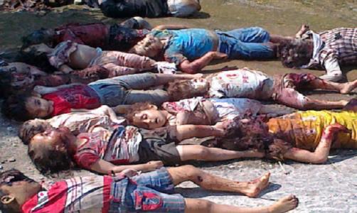 Syrian-Christian-Slaughter