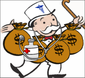 Insurance Monopoly
