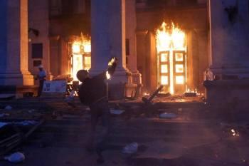 Историята се повтаря: Нацисти изгарят живи хора