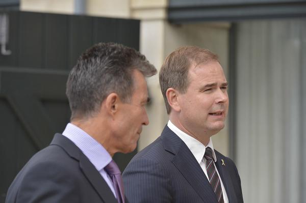 NATO Secretary General visits Denmark