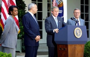 Condoleezza_Rice_Colin_Powell_George_W._Bush_Donald_Rumsfeld