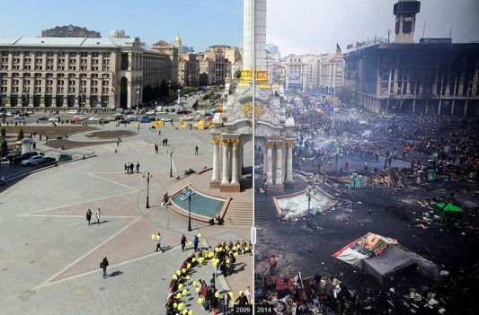 kiev-then-and-now