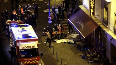 parisshooting